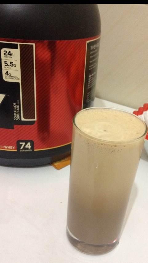 kahveli protein tozu tarifi