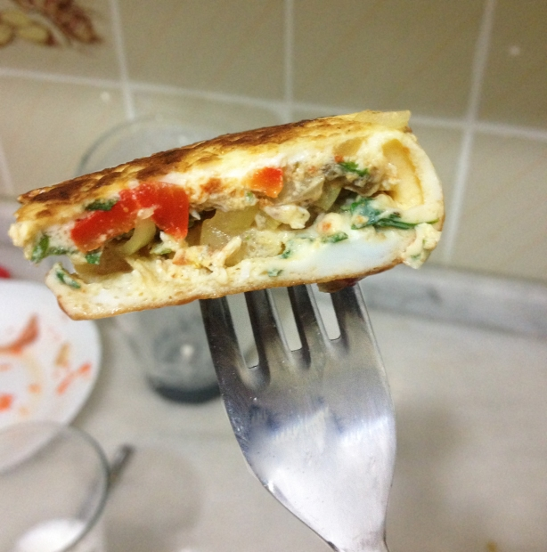 pizza omlet4