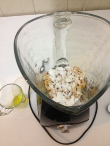 vanilya serpiştiriyoruz